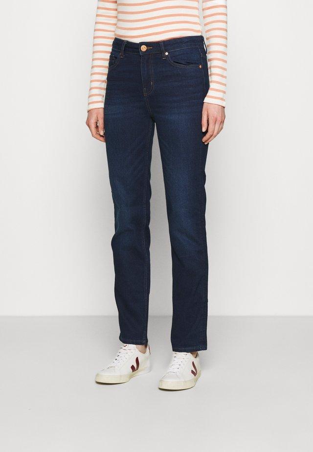 SIENNA - Jeans a sigaretta - blue denim