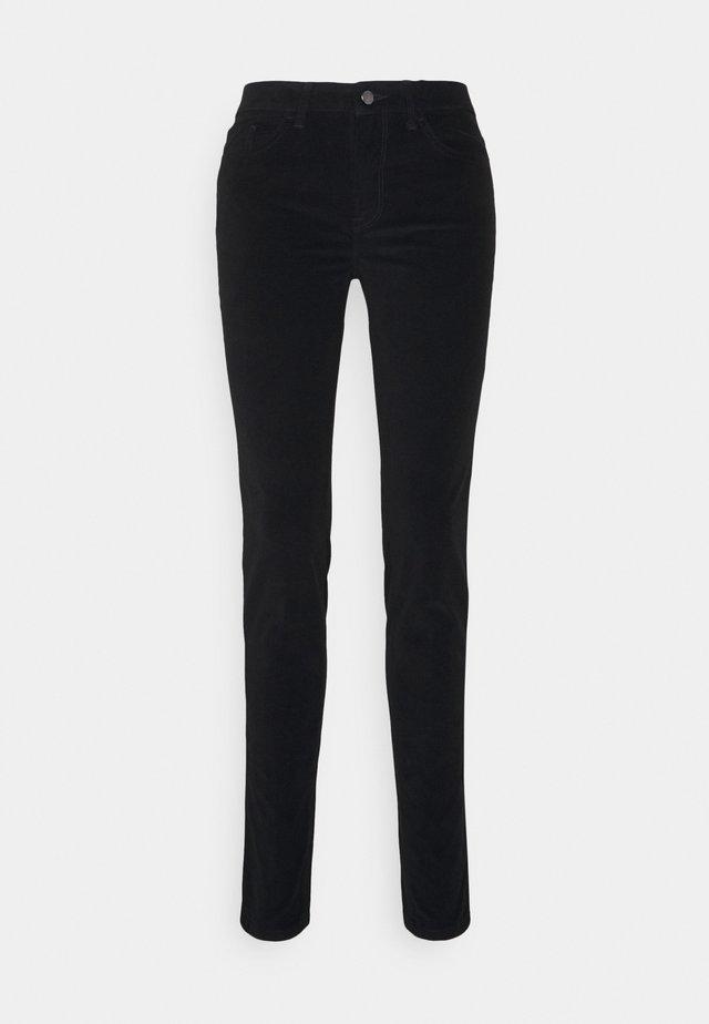 FLEX VENICE SLIM - Kalhoty - black