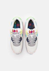 Nike Sportswear - AIR MAX 90 SE M2Z - Sneakers - pearl grey/sport turquoise/summit white/black - 5