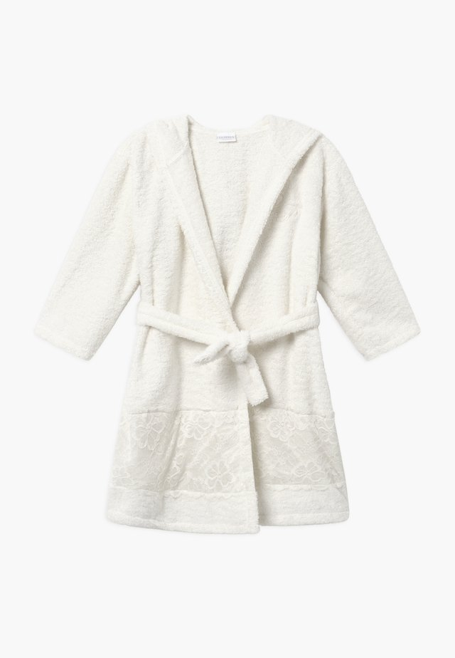 Dressing gown - panna
