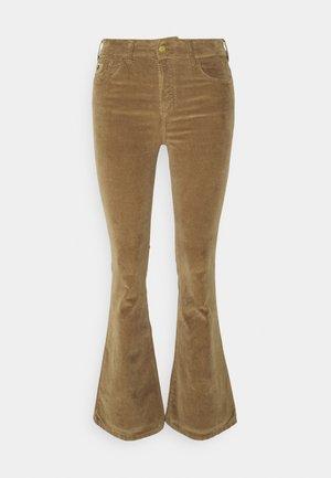 RAVAL - Trousers - oxford tan