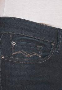 Replay - NEW LUZ PANTS RE-USED - Jeans Skinny Fit - dark blue - 5