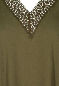 Zizzi - Tunic - ivy green - 4