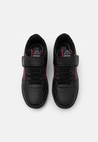 Kappa - UNISEX - Scarpe da fitness - black/red - 3