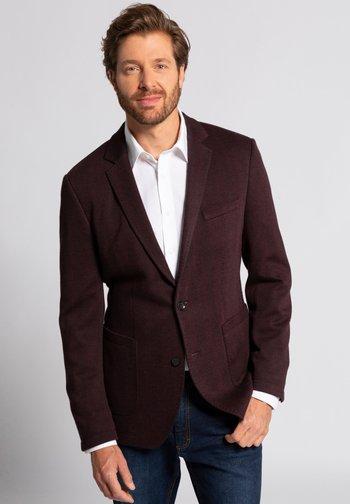 Blazer jacket - rouge vin foncé
