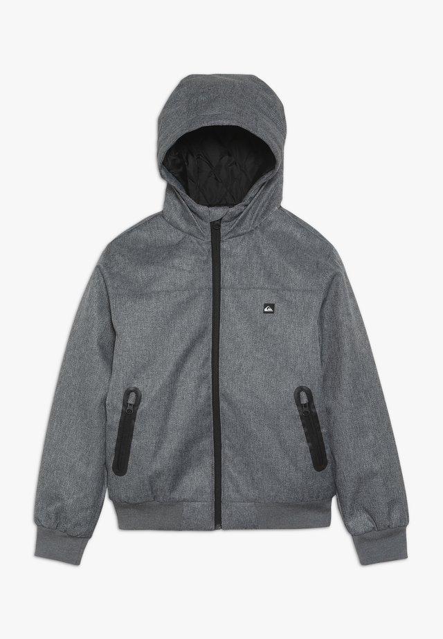 BROOKS YOUTH - Veste d'hiver - medium grey heather