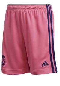 adidas Performance - REAL MADRID AWAY AEROREADY SHORTS - Sports shorts - pink - 2