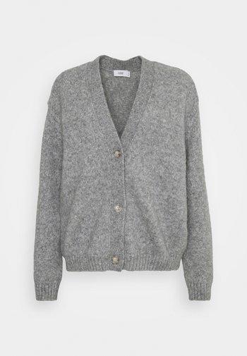 Kofta - grey heather melange