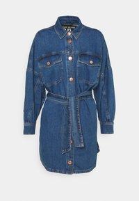 DELANO DRESS - Short coat - mid authentic