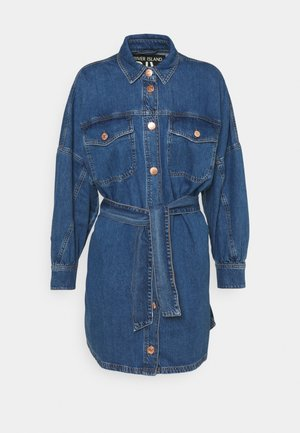 DELANO DRESS - Kort kåpe / frakk - mid authentic