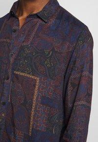 Topman - PAISLEY PATCHWORK - Camicia - multi-coloured - 5