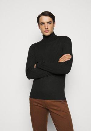 NEVILE - Stickad tröja - black
