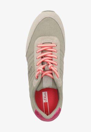 S.OLIVER SNEAKER - Sneakersy niskie - lt grey 210