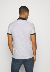Hollister Co. - CORE PRINTS - Polo - grey - 2