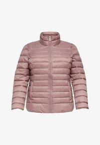 ONLY Carmakoma - Winter jacket - burlwood - 5
