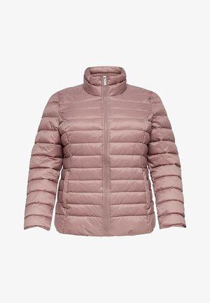 Winter jacket - burlwood