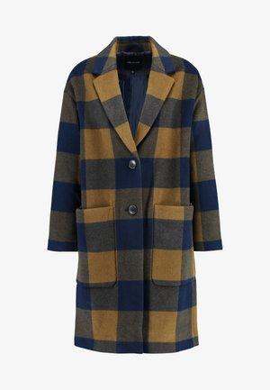 UPDATED MONSIEUR COAT - Classic coat - billy golden pecan