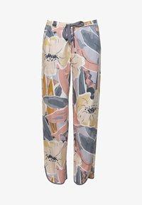 Cyberjammies - Pyjama bottoms - grey peach - 4