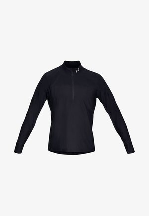 QUALIFIER  - Sportshirt - black