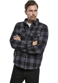 Brandit - Denim jacket - black/grey - 2