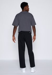 Dr.Denim - JAY PANT - Straight leg jeans - black - 2