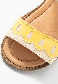 Bisgaard - ALBERTE  - Sandals - creme - 2