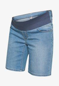 Shorts vaqueros - lightwash