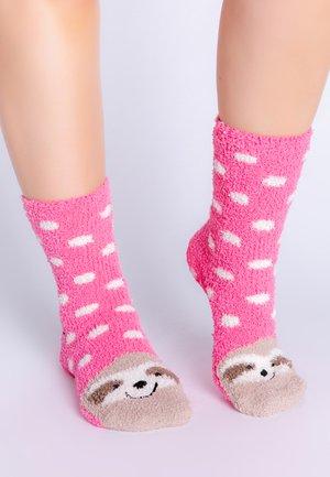 Sokken - pink