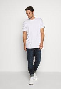 s.Oliver - Straight leg jeans - denim blue - 1