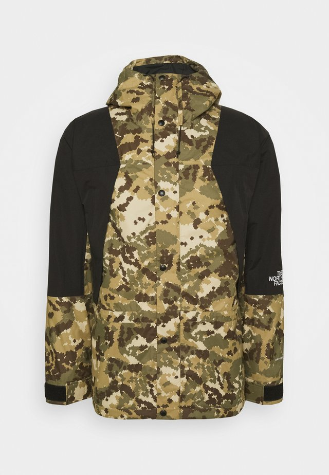 LIGHT DRYVENT JACKET - Giacca da mezza stagione - burnt olive/green