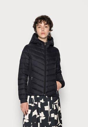 LIGHTWEIGHT PUFFER - Light jacket - black beauty