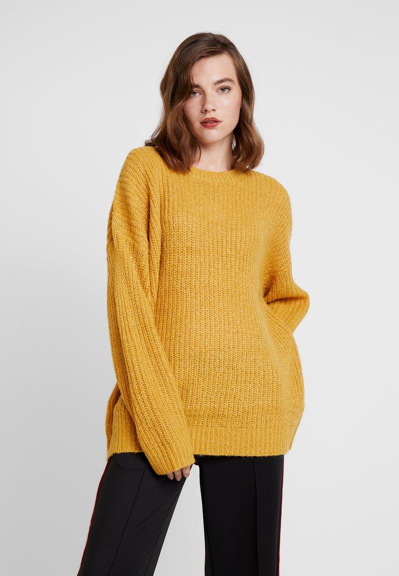New Look - LEAD INLONG LINE - Jersey de punto - oche
