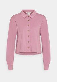 Monki - PILLAN  - Long sleeved top - pink - 0
