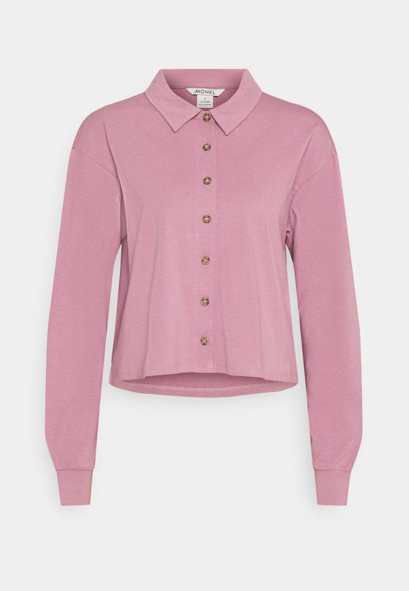 Monki - PILLAN  - Long sleeved top - pink
