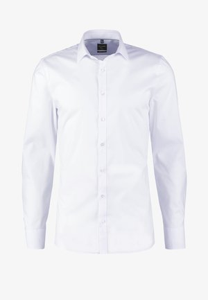 OLYMP NO.6 SUPER SLIM FIT - Camicia elegante - weiss
