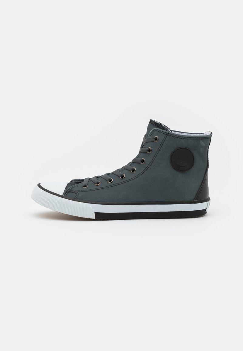 Harley Davidson - FILKENS - Sneaker high - grey