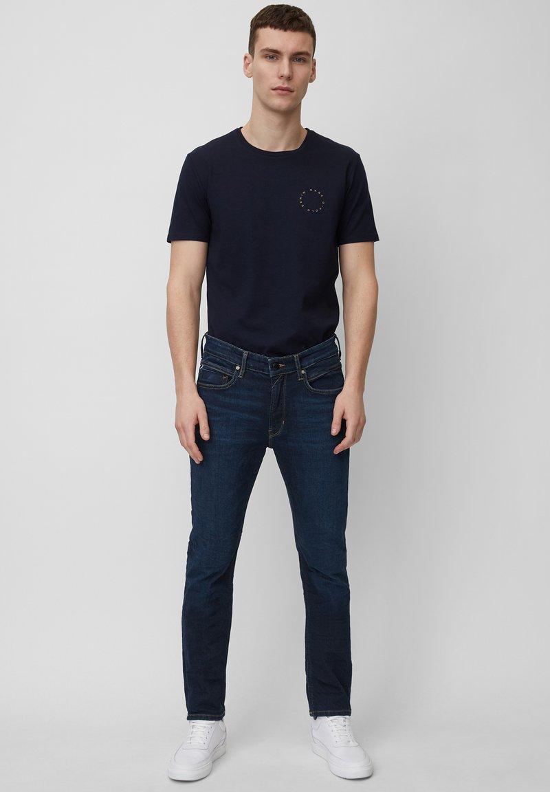 Marc O'Polo DENIM VIDAR - Jeans Slim Fit - blue/blau 57w7EP