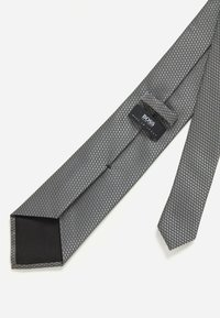 BOSS - Tie - silver - 2