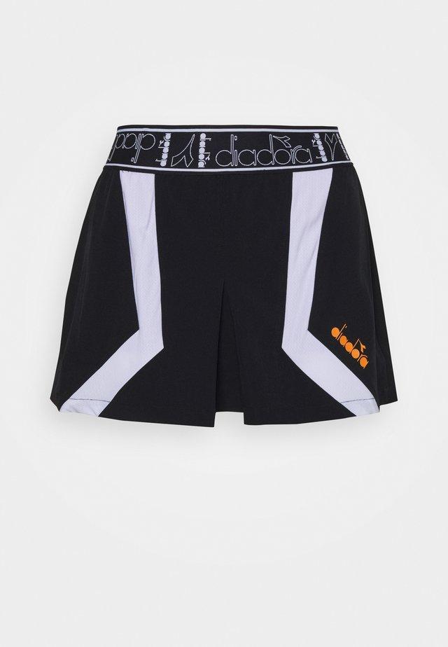 SKORT - Jupe de sport - black