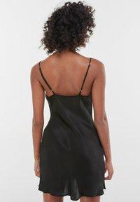 Bershka - Cocktail dress / Party dress - black - 2