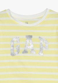 GAP - TODDLER GIRL - T-shirts print - havana yellow - 3