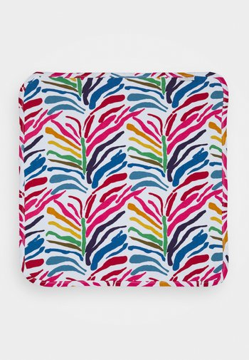 BABIES ZEBRA BLANKET UNISEX - Baby blanket - multicoloured