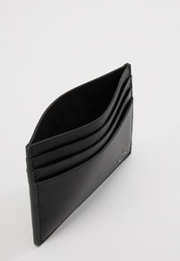 Calvin Klein - SMOOTH CARDHOLDER - Visitekaarthouder - black - 5