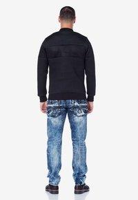 Cipo & Baxx - Training jacket - black - 2