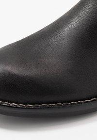 Hip - Cowboy/Biker boots - black - 5
