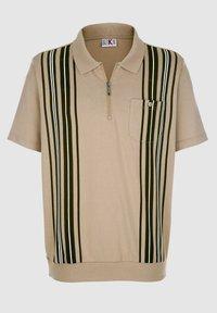 Roger Kent - Polo shirt - sand/oliv - 2