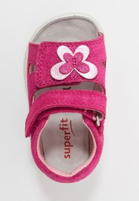 Superfit - LETTIE - Baby shoes - pink - 1
