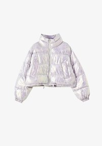PULL&BEAR - Winter jacket - mauve - 5