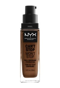 Nyx Professional Makeup - CAN'T STOP WON'T STOP FOUNDATION - Foundation - 18 deep sable - 1