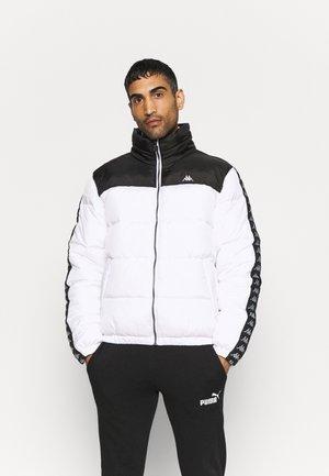 JARO - Winter jacket - bright white